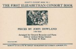 The First Elizabethan Consort Book