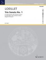 Trio Sonata No. 1 F major op. 1/1