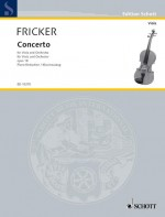 Concerto for Viola and Orchestra op. 18