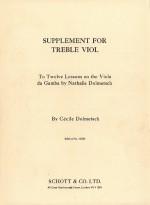 Twelve Lessons on the Viola de Gamba