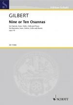 Nine or Ten Osannas