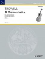12 Morceaux faciles op. 4 Vol. 3
