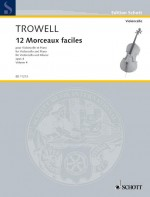 12 Morceaux faciles op. 4 Vol. 4 Vc & Pf
