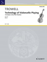 Technology of Violoncello Playing