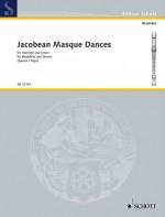 Jacobean Masque Dances