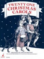 Twenty one Christmas Carols