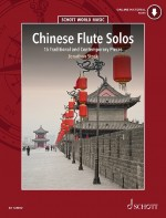 Chinese Flute Solos