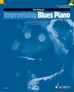Improvising Blues Piano + CD