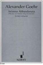 Arianna Abbandonata op. 58 c