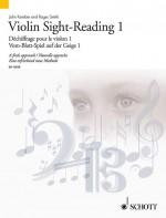 Violin Sight-Reading 1 Vol. 1