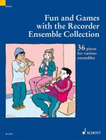 Fun and Games with the Recorder Ensemble Collection