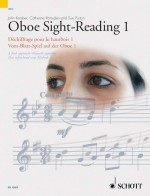 Oboe Sight-Reading 1 Vol. 1