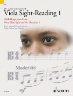 Viola Sight-Reading 1 Vol. 1