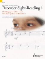 Recorder Sight-Reading 1 Vol. 1