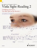 Viola Sight-Reading 2 Vol. 2