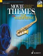 Movie Themes for Alto Saxophone