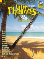 Latin Themes for Oboe