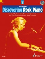 Discovering Rock Piano Vol. 1