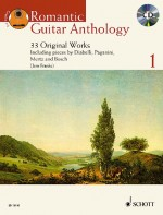 Romantic Guitar Anthology Vol. 1