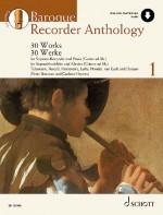 Baroque Recorder Anthology