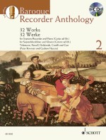 Baroque Recorder Anthology Vol. 2