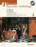 Baroque Recorder Anthology Vol. 4