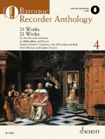 Baroque Recorder Anthology