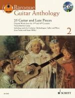 Baroque Guitar Anthology 2 Vol. 2