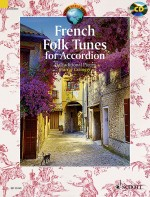 French Folk Tunes for Accordion