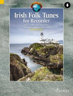 Irish Folk Tunes for Descant Recorder