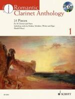 Romantic Clarinet Anthology Vol. 1