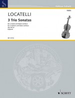 3 Trio Sonatas