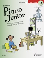 Piano Junior: Theory Book 3
