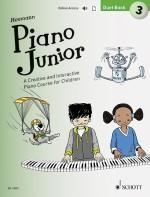 Piano Junior: Duet Book 3