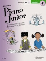Piano Junior: Duet Book 4