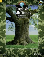 English Folk Tunes for Flute