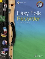 Easy Folk Recorder