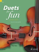 Duets for fun: Violins