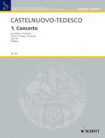 1. Concerto in D op. 99