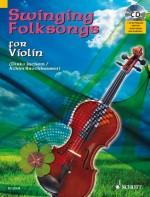 Swinging Folksongs for Violin