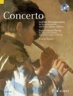 Concerto desc rec & pno
