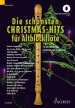 Die schönsten Christmas-Hits für Alt-Blockflöte