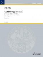 Gutenberg-Toccata