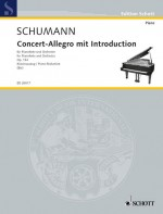 Concert-Allegro mit Introduction D minor op. 134