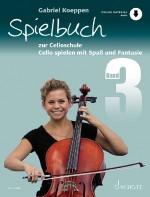 Spielbuch zur Celloschule