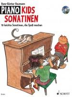 Piano Kids Sonatinen