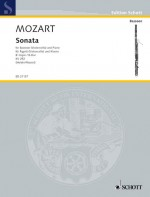 Sonata Bb major KV 292