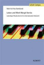 Leben und Werk Margit Varrós