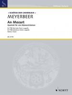 An Mozart