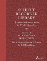 Schott Recorder Library